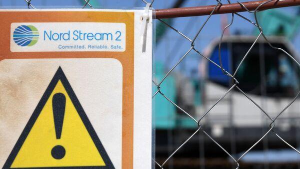 Nord Stream 2. - Sputnik Česká republika