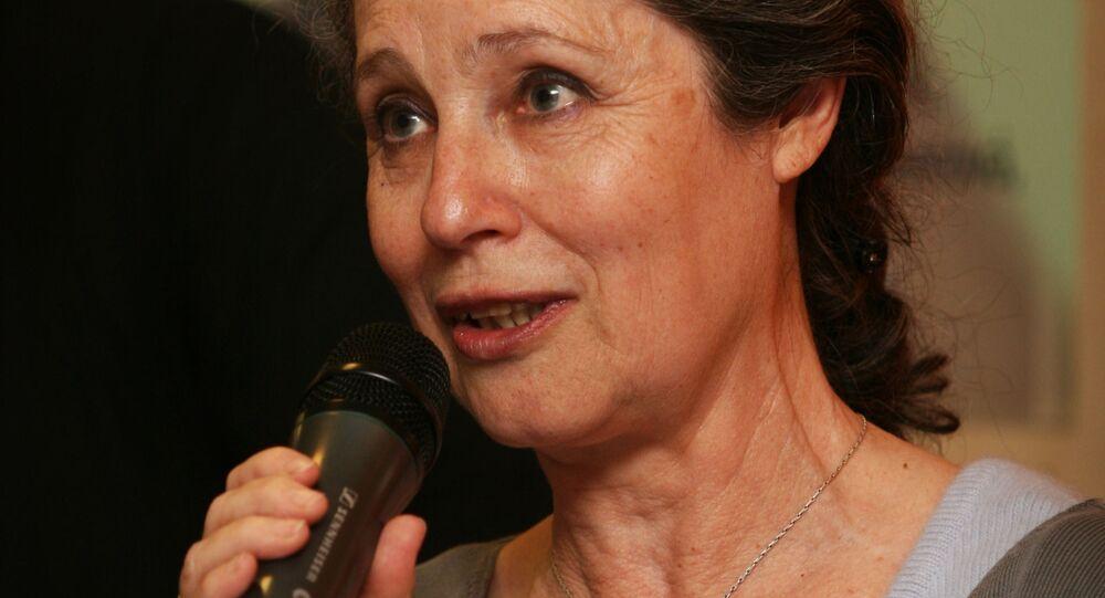Česká herečka Táňa Fischerová