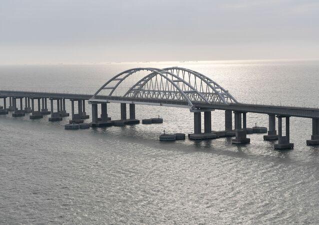 Pohled na Krymský most