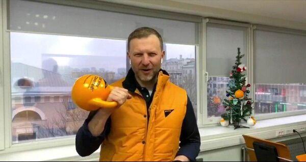 Ředitel pro komunikaci agentury Rusko dnes Petr Lidov - Sputnik Česká republika