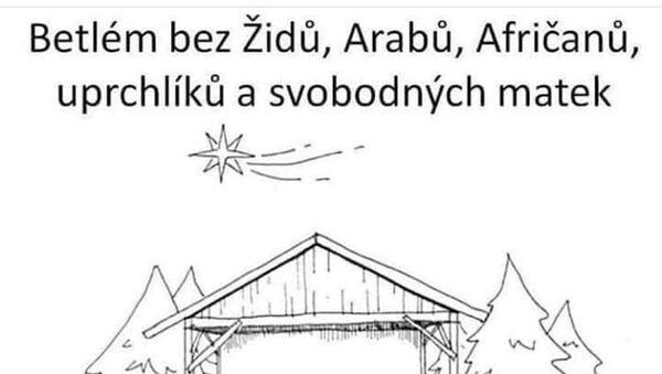Vánoční přání pořadu 168 hodin České televize - Sputnik Česká republika