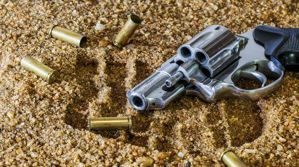 Pistole s náboji - Sputnik Česká republika