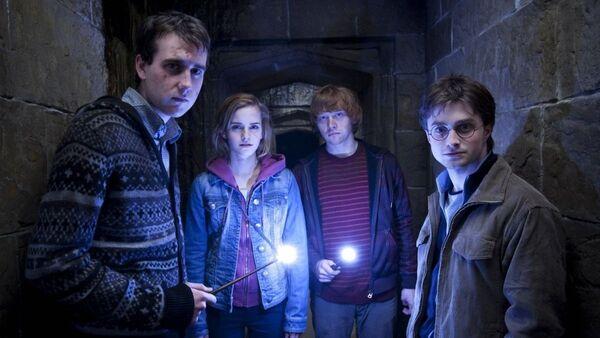 Film Harry Potter a Relikvie smrti - Sputnik Česká republika