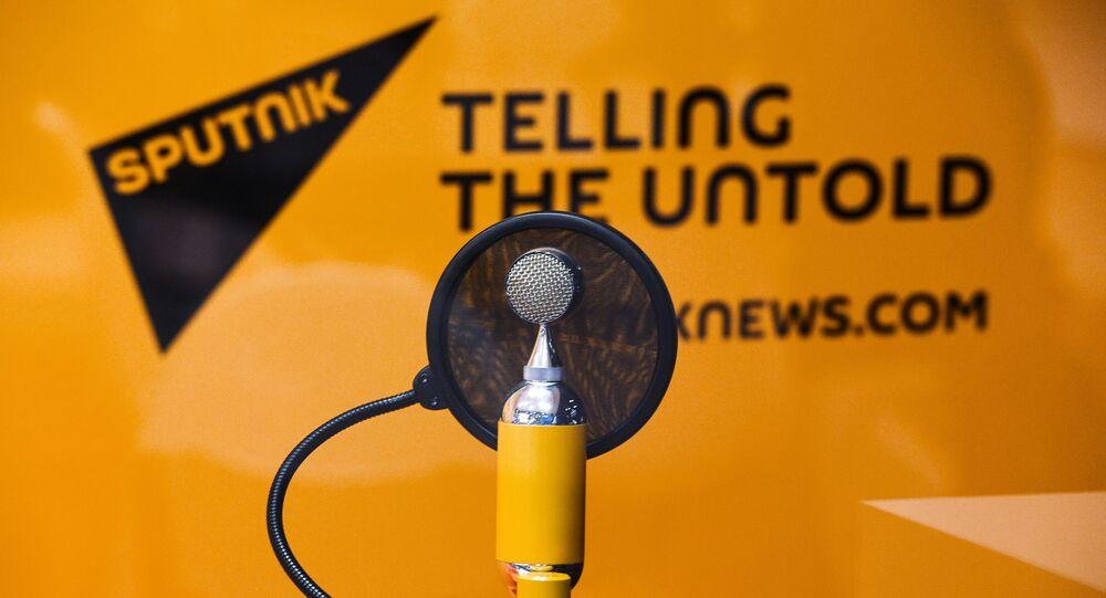 Studio rádio Sputnik