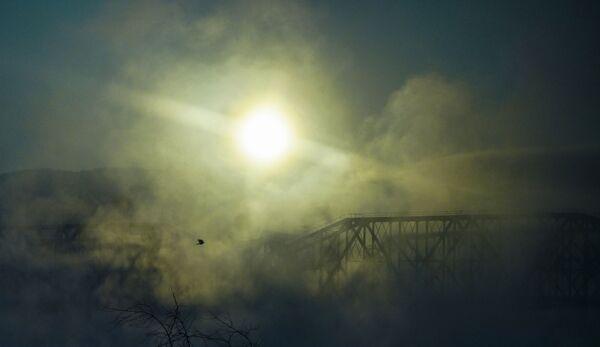 Most přes Jenisej - Sputnik Česká republika