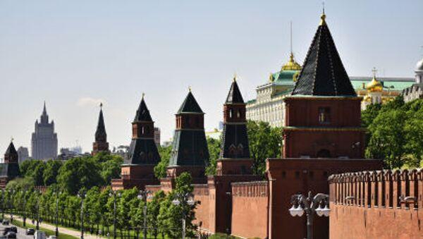 Moskva, Kreml - Sputnik Česká republika