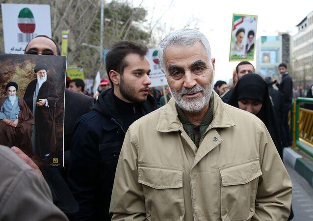 Generál Kásim Sulejmání