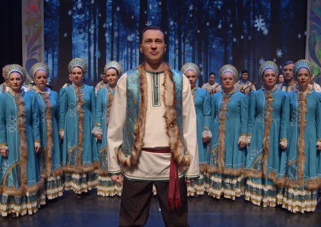 Ruský lidový sbor ze Sibiře nahrál svou verzi písně ze seriálu Zaklínač