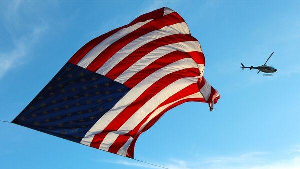 Vlajka Spojených států - Sputnik Česká republika