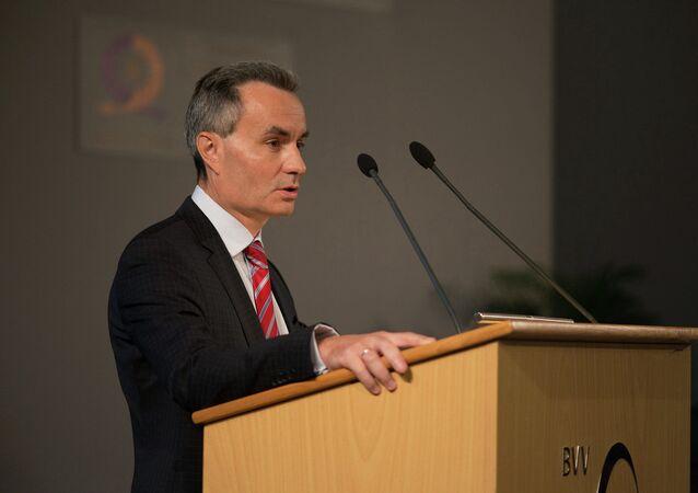 Obchodný zástupca Ruska na Slovensku Sergej Stupar