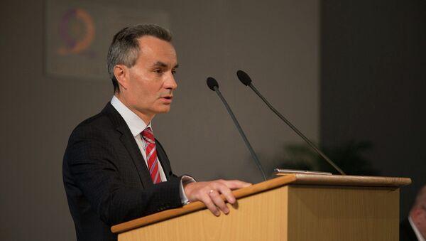 Obchodný zástupca Ruska na Slovensku Sergej Stupar - Sputnik Česká republika