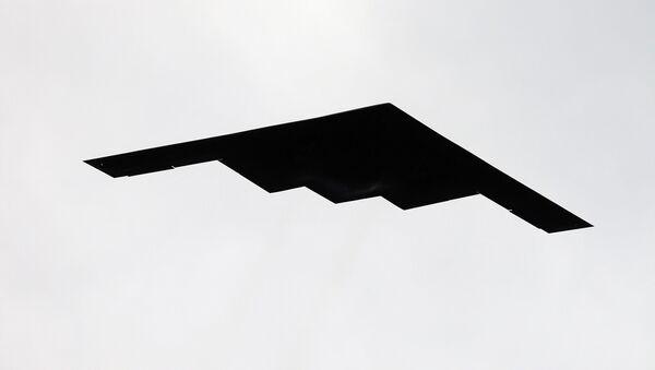 Americký víceúčelový strategický bombardér B-2 Spirit, využívající technologii stealth - Sputnik Česká republika