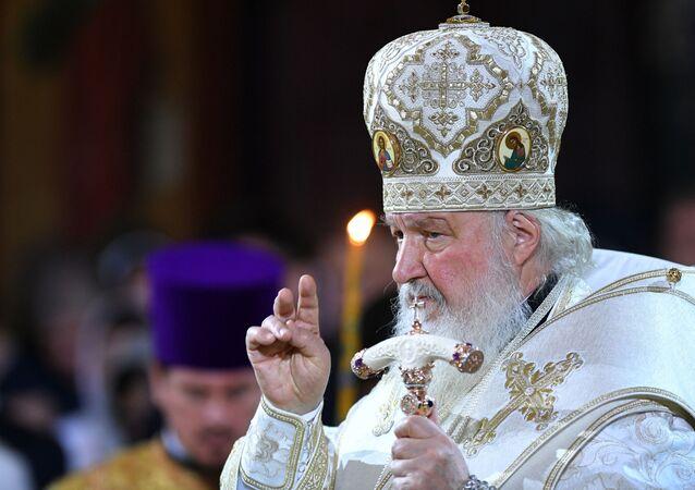 Patriarcha moskevský a veškeré Rusi Kirill