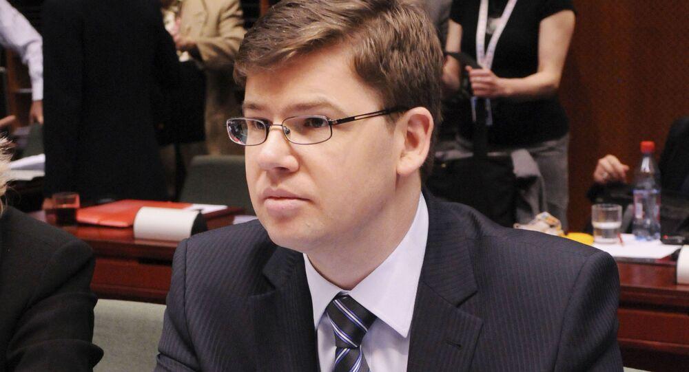Předseda pražské TOP 09 Jiří Pospíšil.