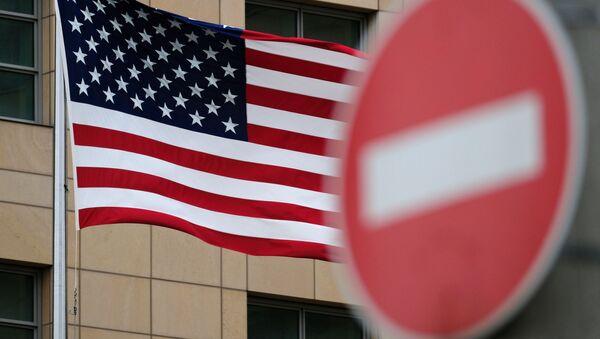 Vlajka Spojených států amerických - Sputnik Česká republika