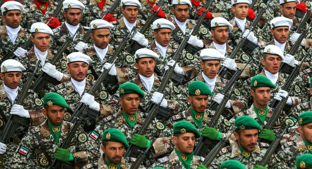 Íránští vojáci