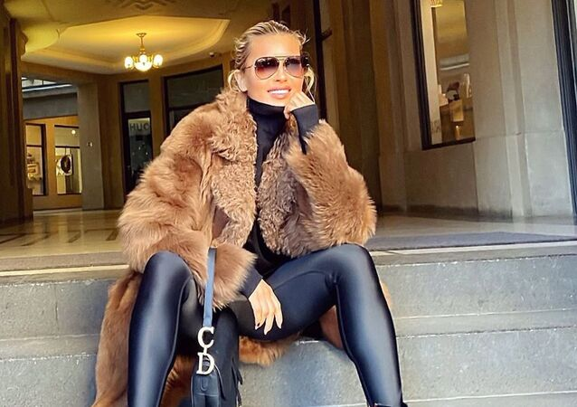 Česká modelka Simona Krainová.
