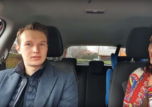 První rozhovor Vojtěcha Klause