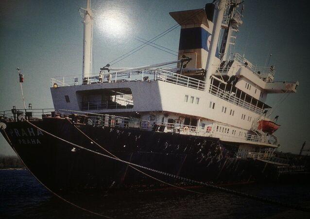Stanislav Lepšík poskytl obrázek lodě ČNP