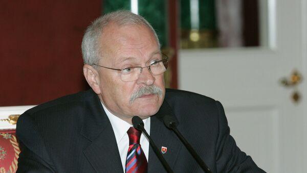 Ivan Gašparovič - Sputnik Česká republika