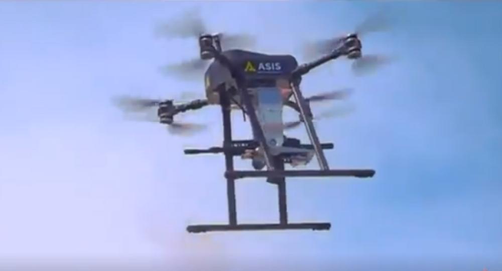 Turecký dron