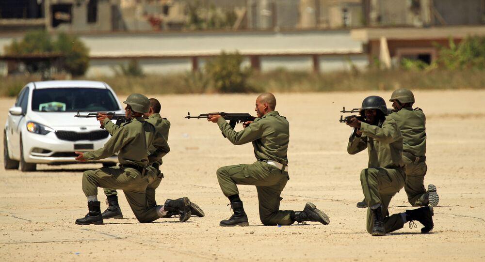 Libyjská národní armáda (LNA)