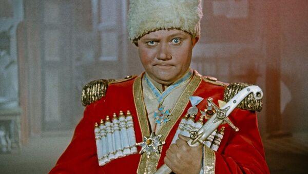 Snímek z filmu Poslušně hlásím. - Sputnik Česká republika
