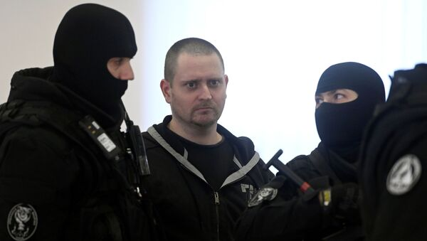 Miroslav Marček - Sputnik Česká republika
