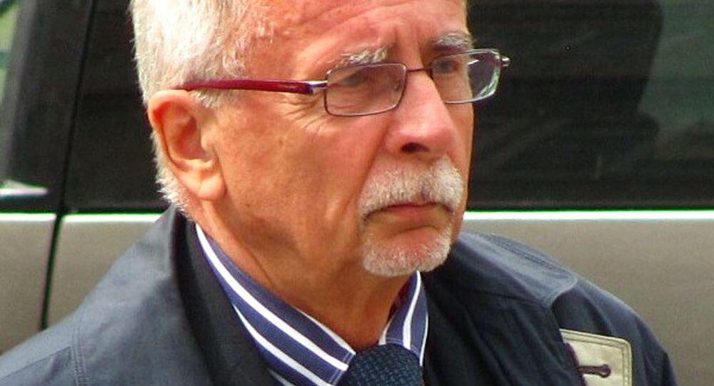 Český politik Stanislav Křeček