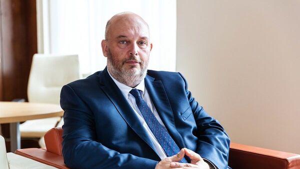 Ministr zemědělství Miroslav Toman - Sputnik Česká republika
