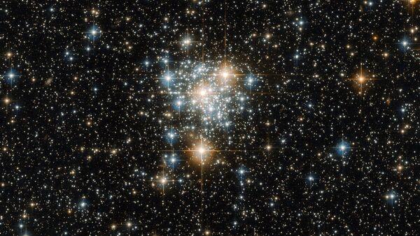 Seskupení hvězd v Malém Magellanově oblaku - Sputnik Česká republika