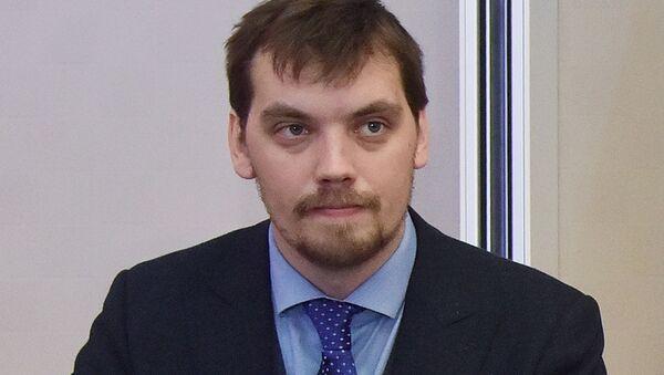 Oleksij Hončaruk - Sputnik Česká republika