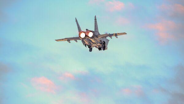 MiG 31 - Sputnik Česká republika