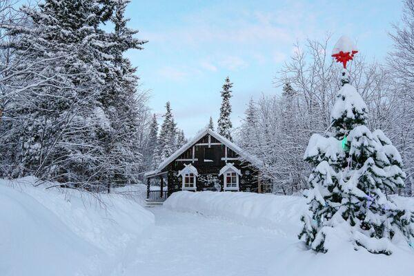 Laponská přírodní biosférická rezervace - Sputnik Česká republika