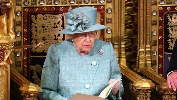 Královna Alžběta II - Sputnik Česká republika