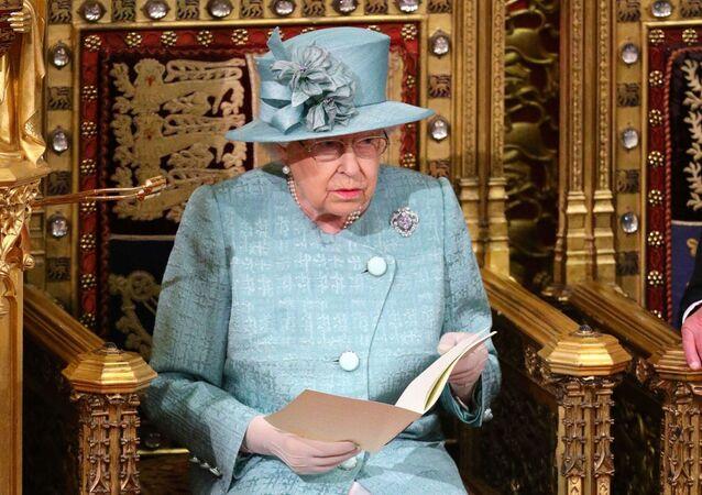 Královna Alžběta II