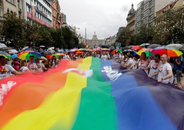 Festival Prague Pride v Praze 2019