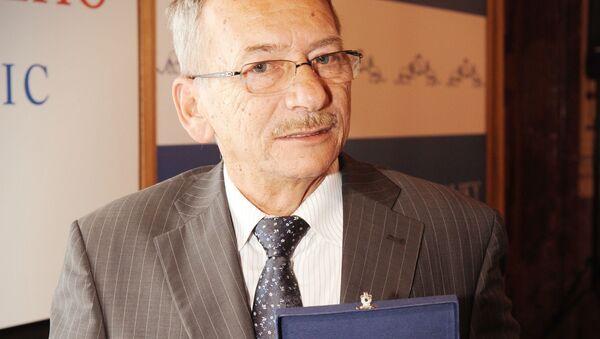 Bývalý předseda Senátu Parlamentu České republiky Jaroslav Kubera - Sputnik Česká republika