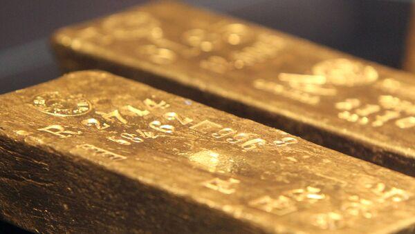 Zlaté cihly. Ilustrační foto - Sputnik Česká republika