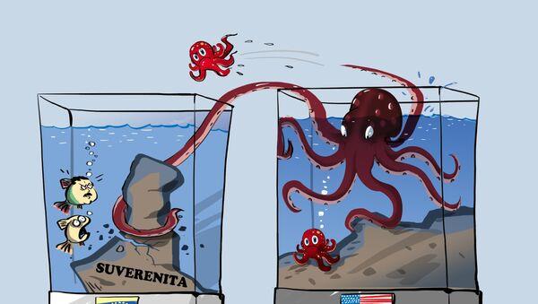 USA pracují na změně vlády ve Venezuele - Sputnik Česká republika