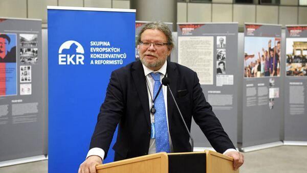 Alexandr Vondra - Sputnik Česká republika