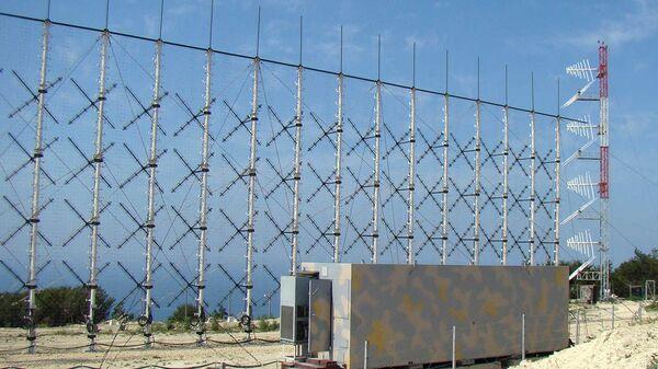 Radar dálkového zachycení málo viditelných vzdušných cílů Rezonans-N - Sputnik Česká republika