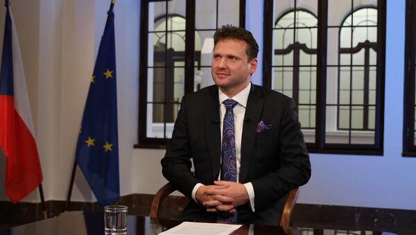 Český politik Radek Vondráček - Sputnik Česká republika