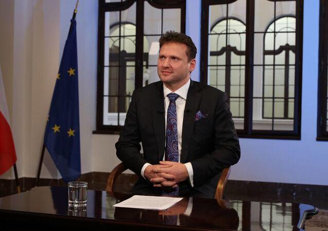 Předseda Poslanecké sněmovny a místopředseda ANO Radek Vondráček
