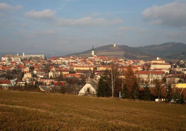 Slovenské město Levoča