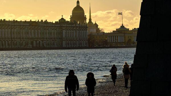Benátky severu aneb Neobyčejné krásy Petrohradu - Sputnik Česká republika