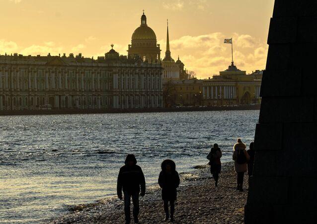 Benátky severu aneb Neobyčejné krásy Petrohradu