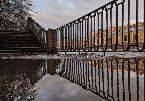 Břeh řeky Fontanky - Sputnik Česká republika