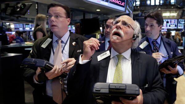 New York Stock Exchange - Sputnik Česká republika
