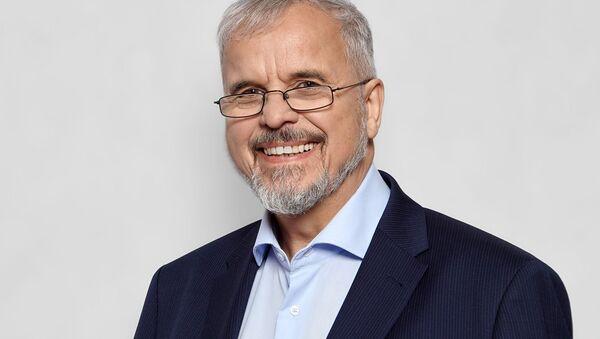 Europoslanec Ivan David - Sputnik Česká republika